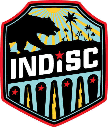 INDISC & The Open IFPA World Championship Logo